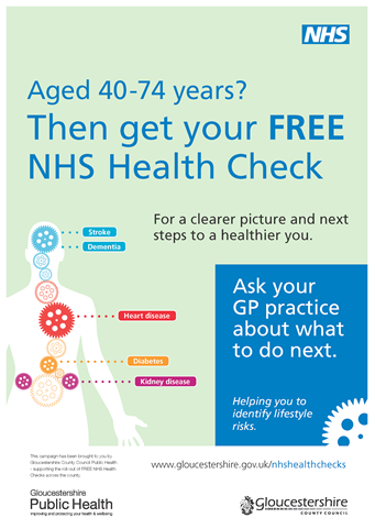Free Health Check poster