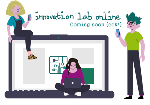 Innovation lab online - coming soon